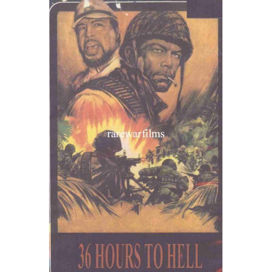 36 HOURS TO HELL 1969 WWII