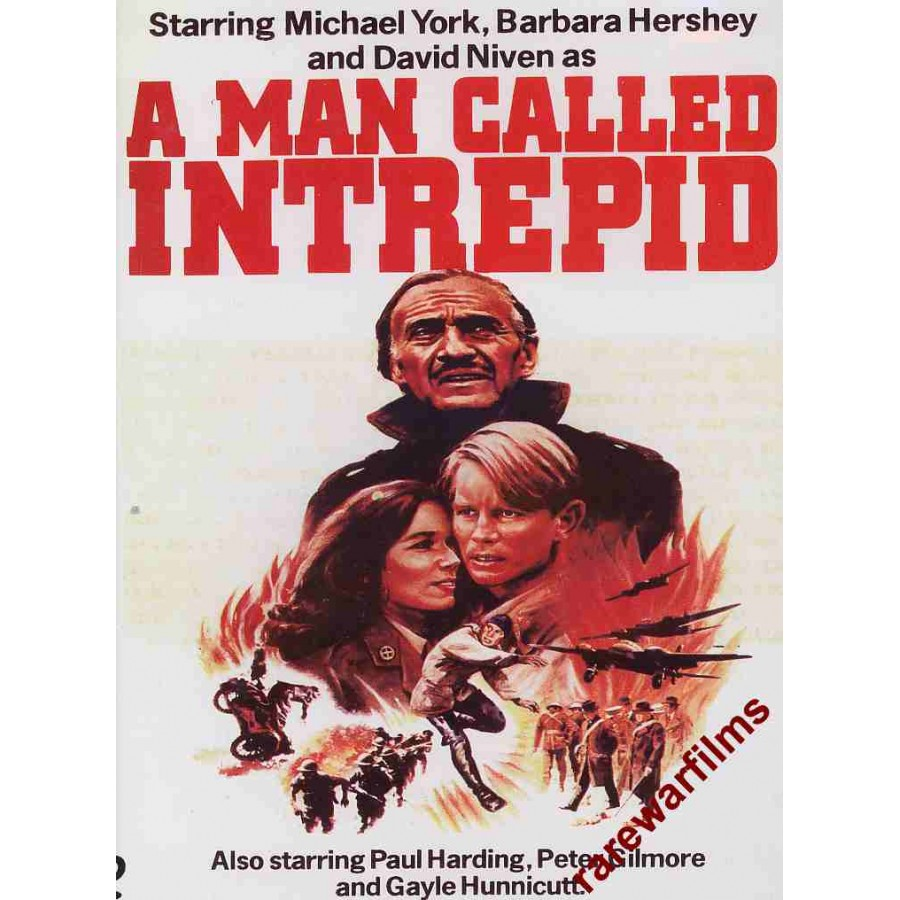 A MAN CALLED INTREPID (1979) A 3-PART TV MINI-SERIES