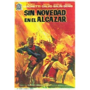 Alcazar    aka The Siege of the Alcazar  1940