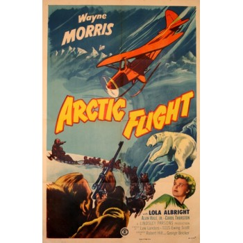 Arctic Flight  1952