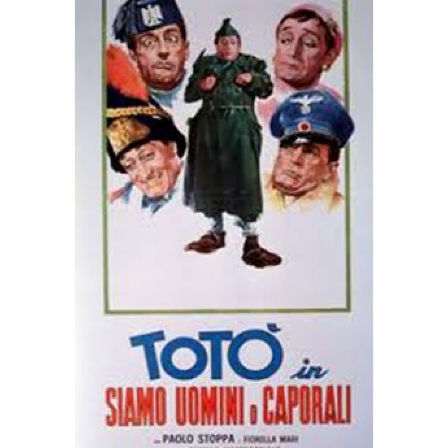 Are We Men or Corporals? -  aka Siamo uomini o caporali (1955)