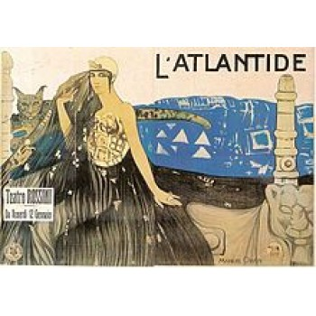 Atlantis     -  L'Atlantide.  aka Queen of Atlantis 1921