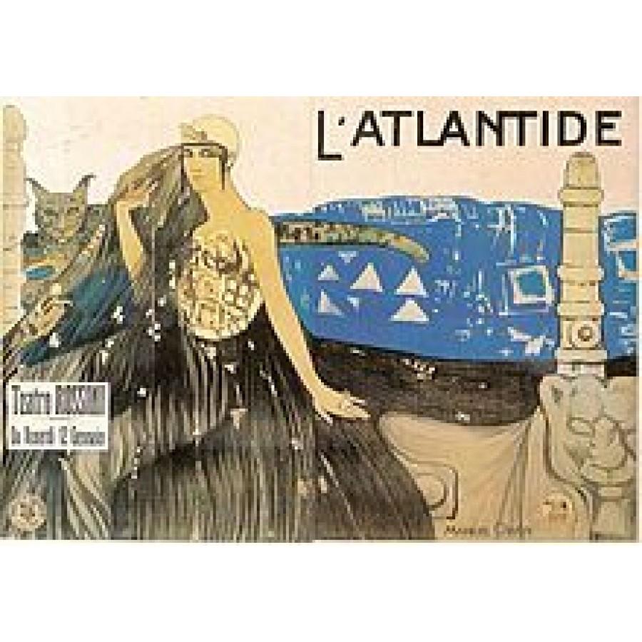 Atlantis     -  L'Atlantide.  aka Queen of Atlantis 1921