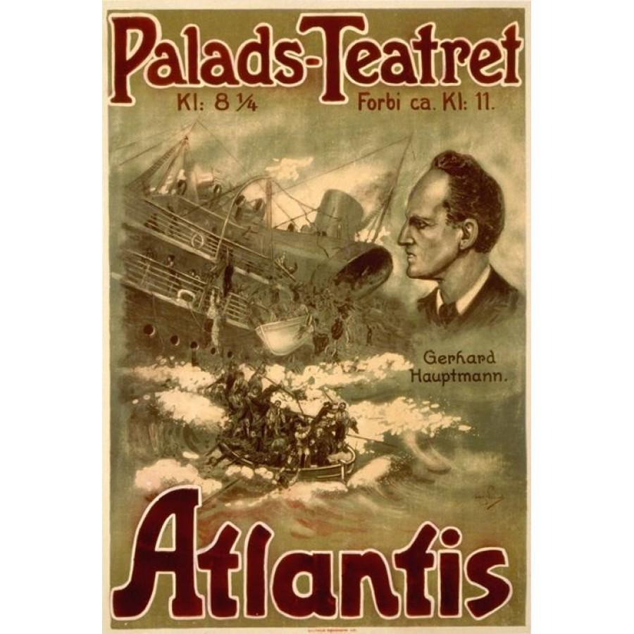 Atlantis (1913) Olaf Fønss