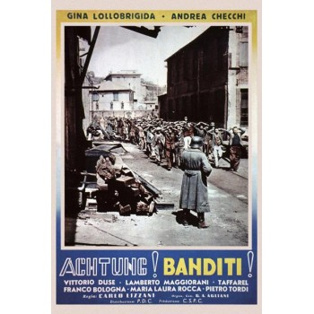 Attention! Bandits!     aka Achtung! Banditi! 1961