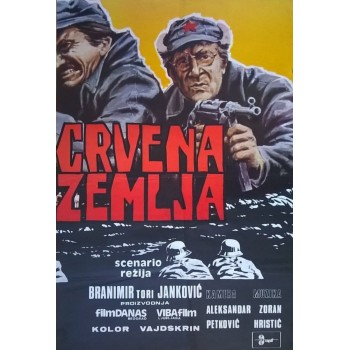 Massacre at Noon – 1975 aka Crvena zemlja