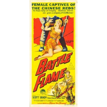 Battle Flame  1959