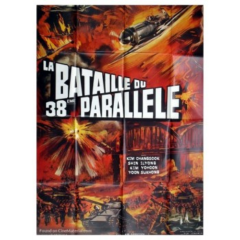 Battle at the 38th Parallel  aka Testimony 1974