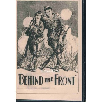 BEHIND THE FRONT  1926 WWI