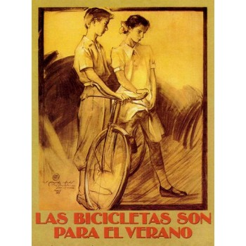 Bicycles Are for the Summer – 1984  Spanish Civil War