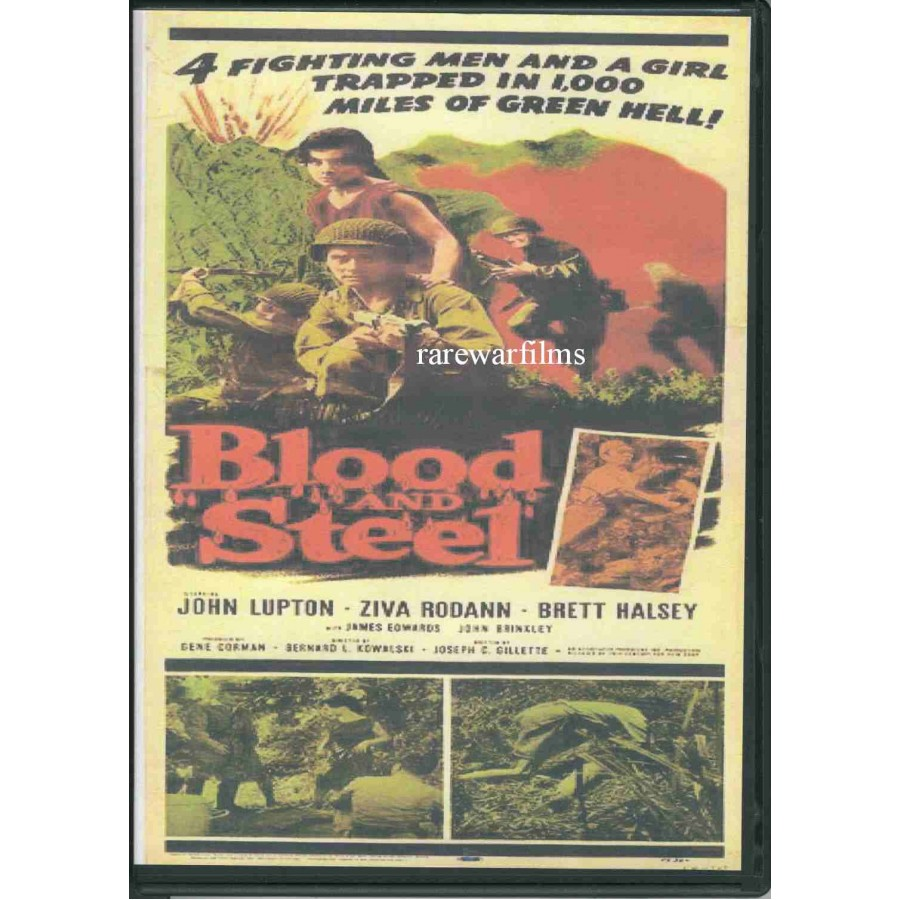 Blood and Steel  1959 WWII