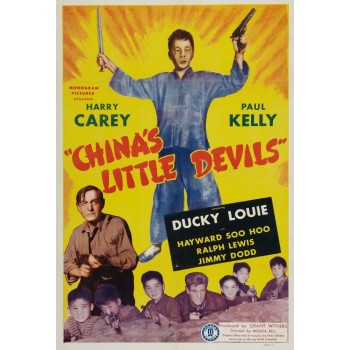 CHINAS LITTLE DEVILS  1945