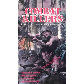 COMBAT KILLERS  1968 WWII