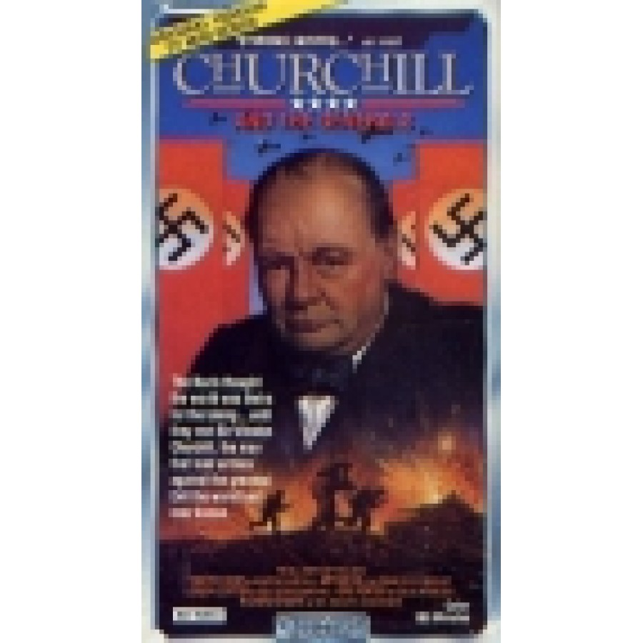 Churchill and the Generals 1979 VHS