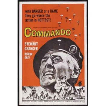 Commando 1962 aka The Legion's Last Patrol  Stewart Granger