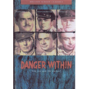 DANGER WITHIN  1959 WWII