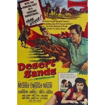 Desert Sands (1955)  Foreign Legion