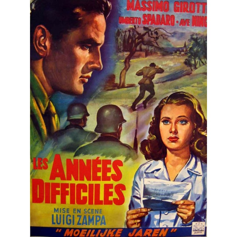 Difficult Years – 1948  aka Anni difficili