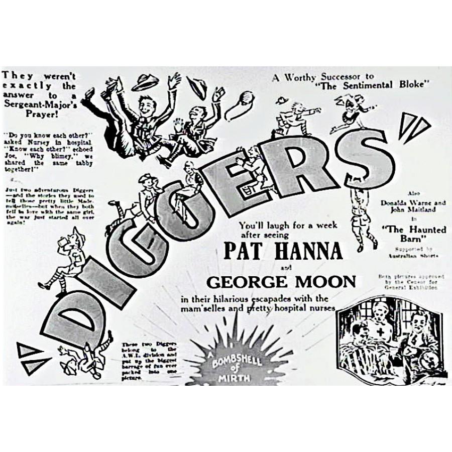 Diggers  1931