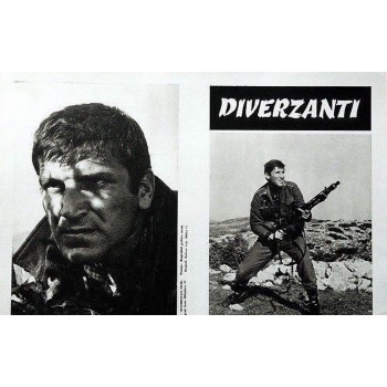 THE DEMOLITION SQUAD  - 1967,      aka Diverzanti