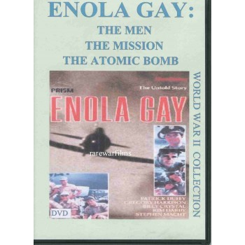 Enola Gay  The Men  the Mission  the Atomic Bomb