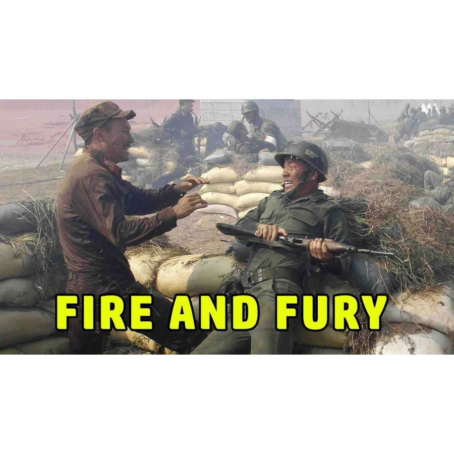 Fire and  Fury,  aka Dogsulijeonseon (1976)