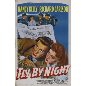 Fly-By-Night (1942) WWII