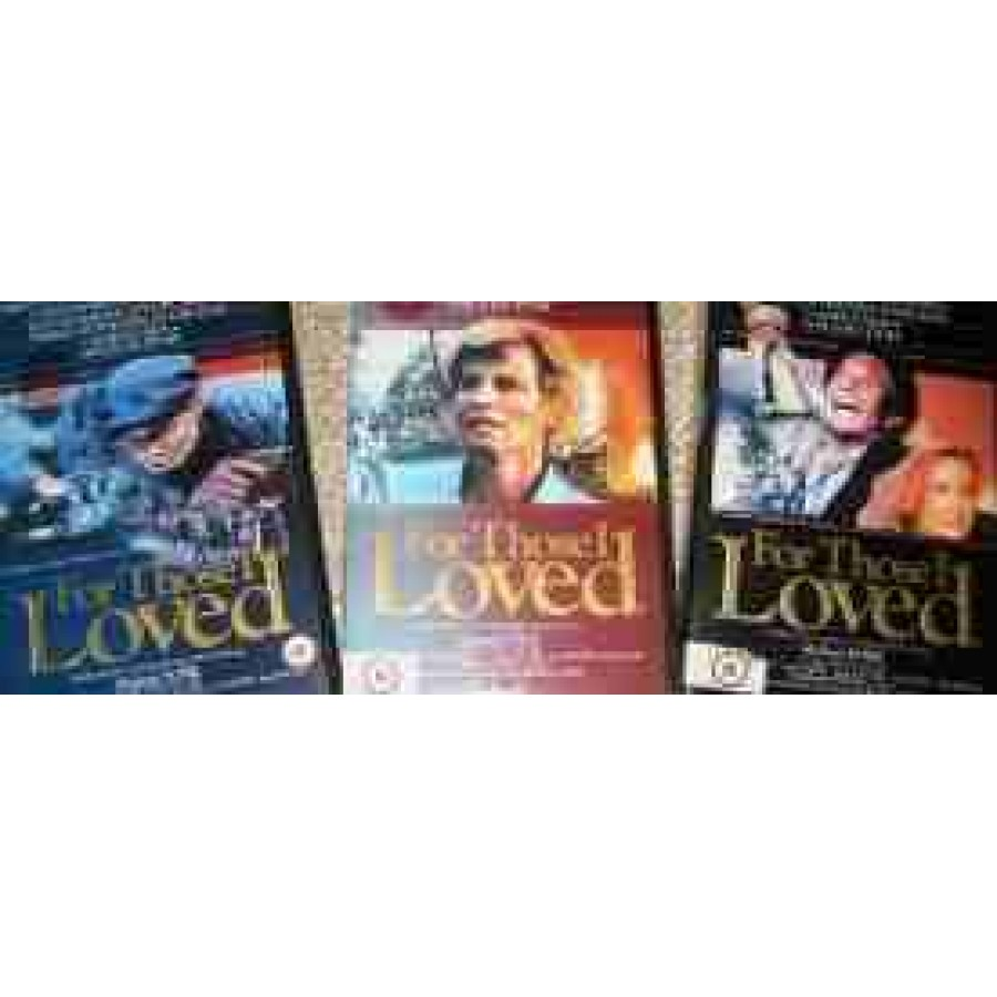 FOR THOSE I LOVED  1983  Stars Michael York. THE FULL 3-PART Mini-Series   over 6 hours
