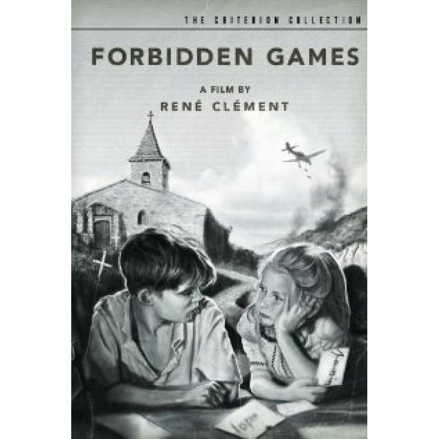 Forbidden Games 1952 WWII
