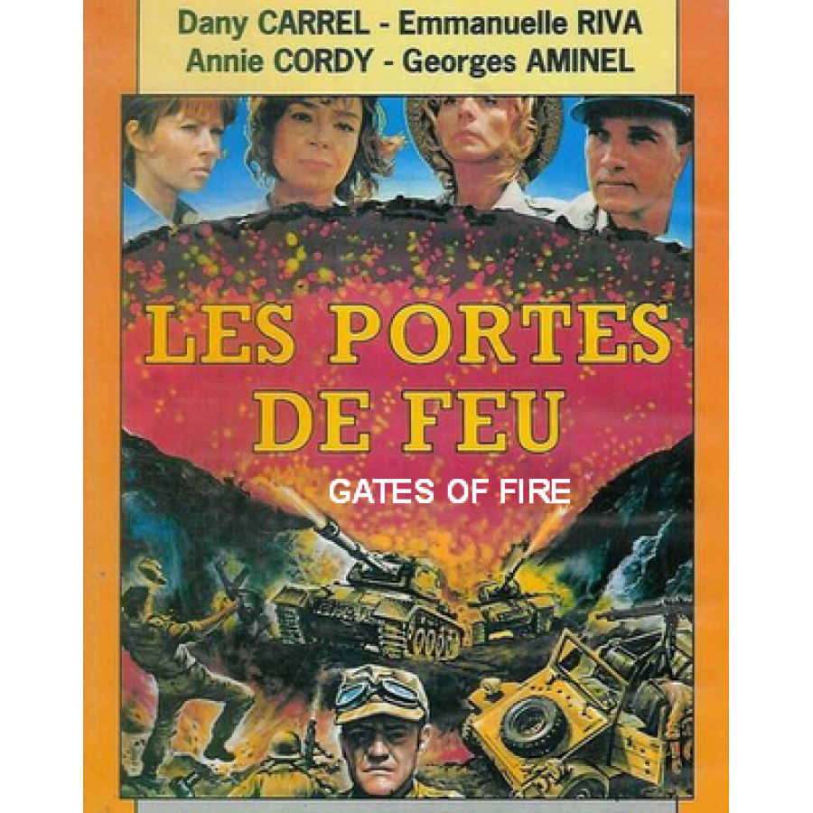 GATES OF FIRE 1972 WWII