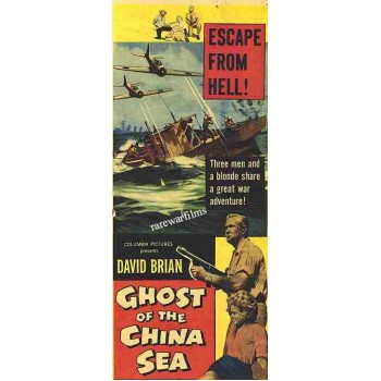 Ghost of the China Sea  1958 WWII