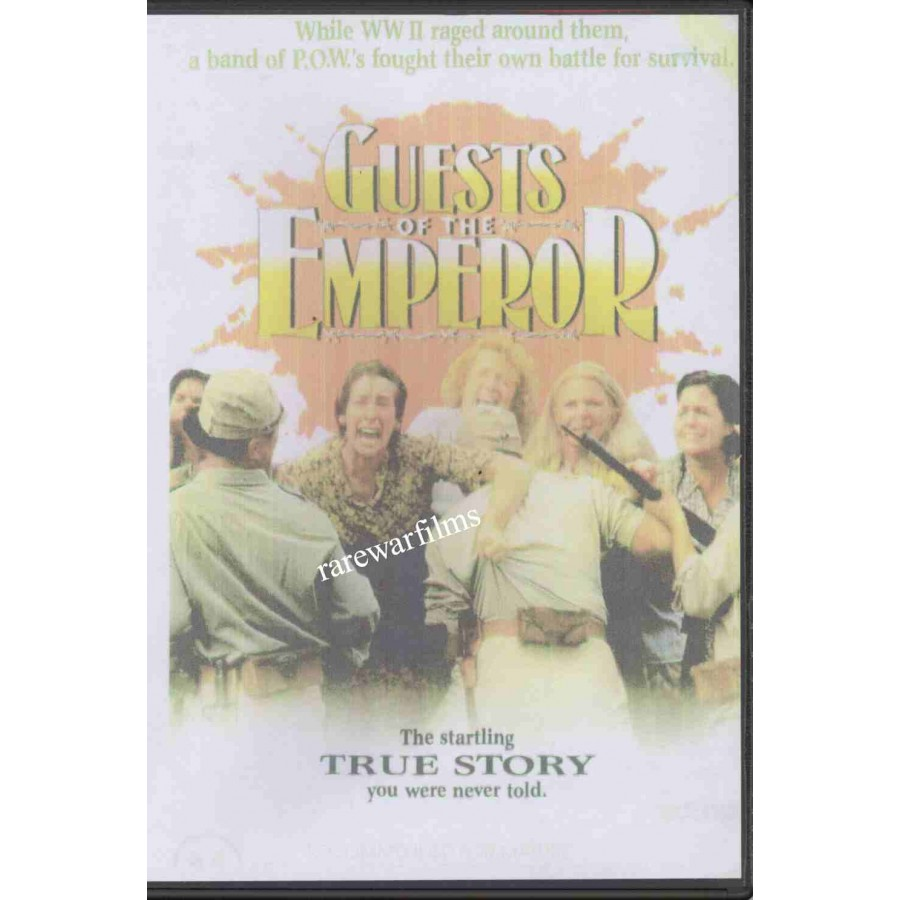 GUESTS OF THE EMPEROR  aka Silent Cries 1993