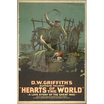 Hearts of the world 1918 WWI