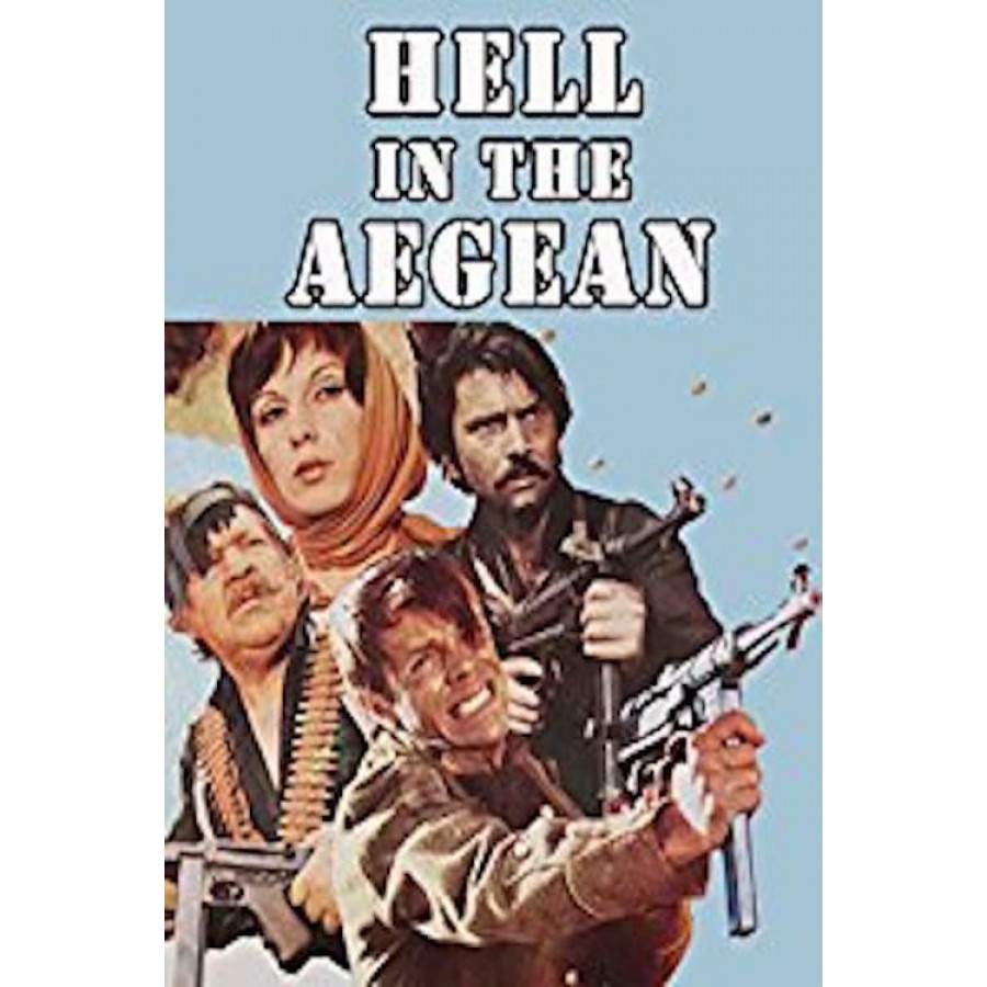 HELL IN THE AEGEAN 1970 WWII