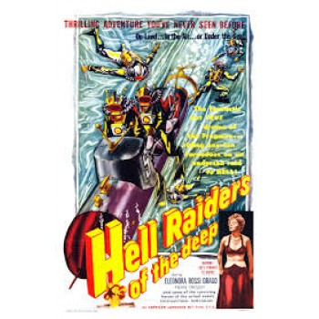 Hell Raiders of the Deep  1953
