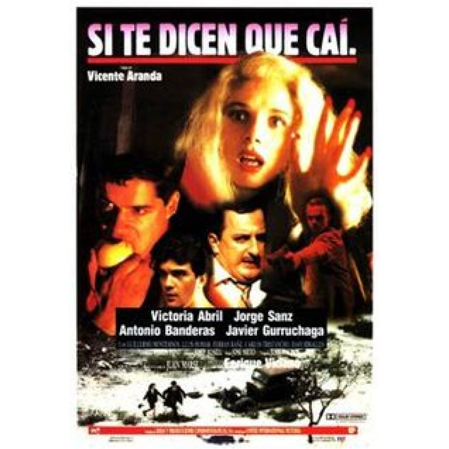 IF THEY TELL YOU I FELL  aka Si te dicen que caí (1989)