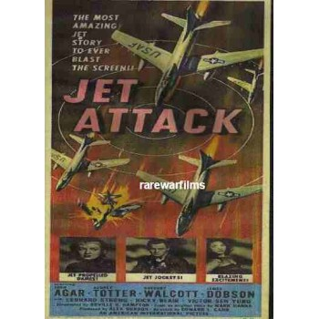 Jet Attack 1958 The Korean War
