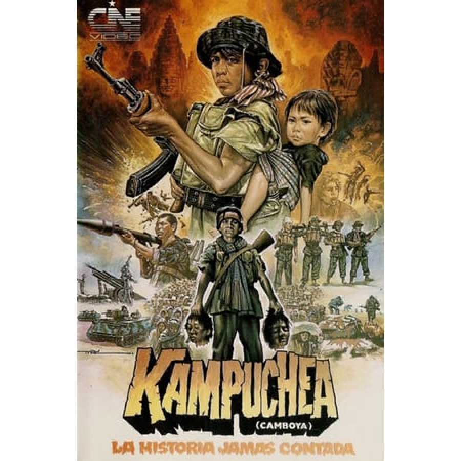 Kampuchea The Untold Story 1985