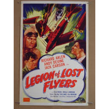 LEGIONS OF LOST FLYERS – 1939