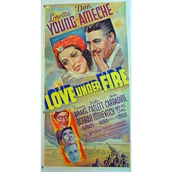 Love Under Fire – 1937  Spanish Civil War