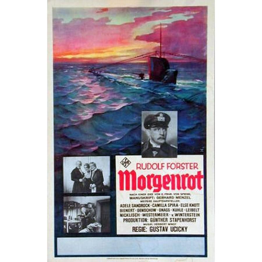 Morgenrot   aka Dawn Red 1933