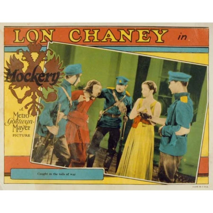 Mockery (1927) aka Revolution