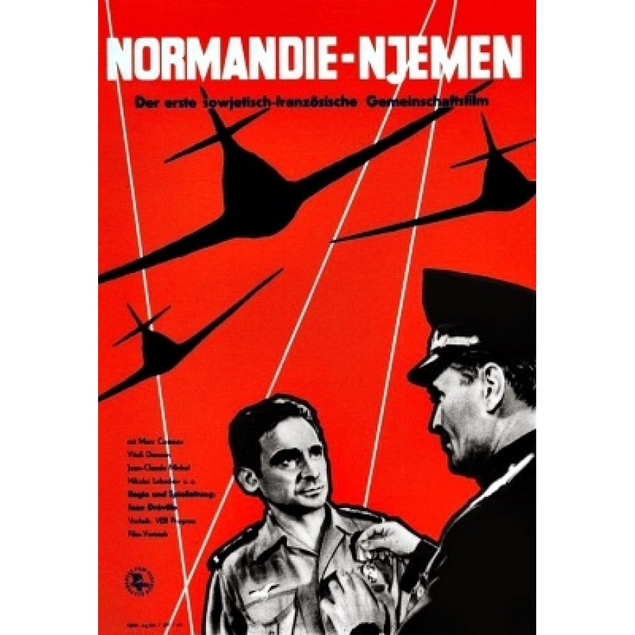 NORMANDIE NIEMEN 1960 English Subtitles