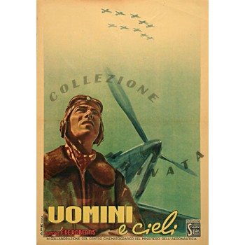 Of Men and Skies, aka Uomini e cieli (1947)