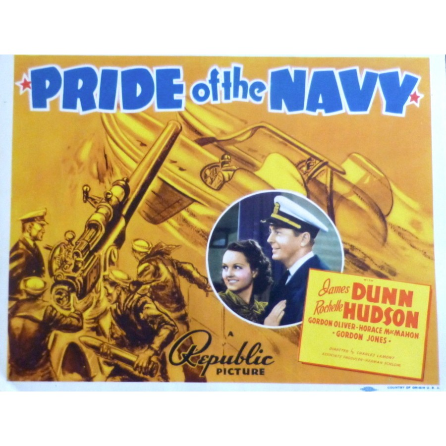 Pride of the Navy – 1939
