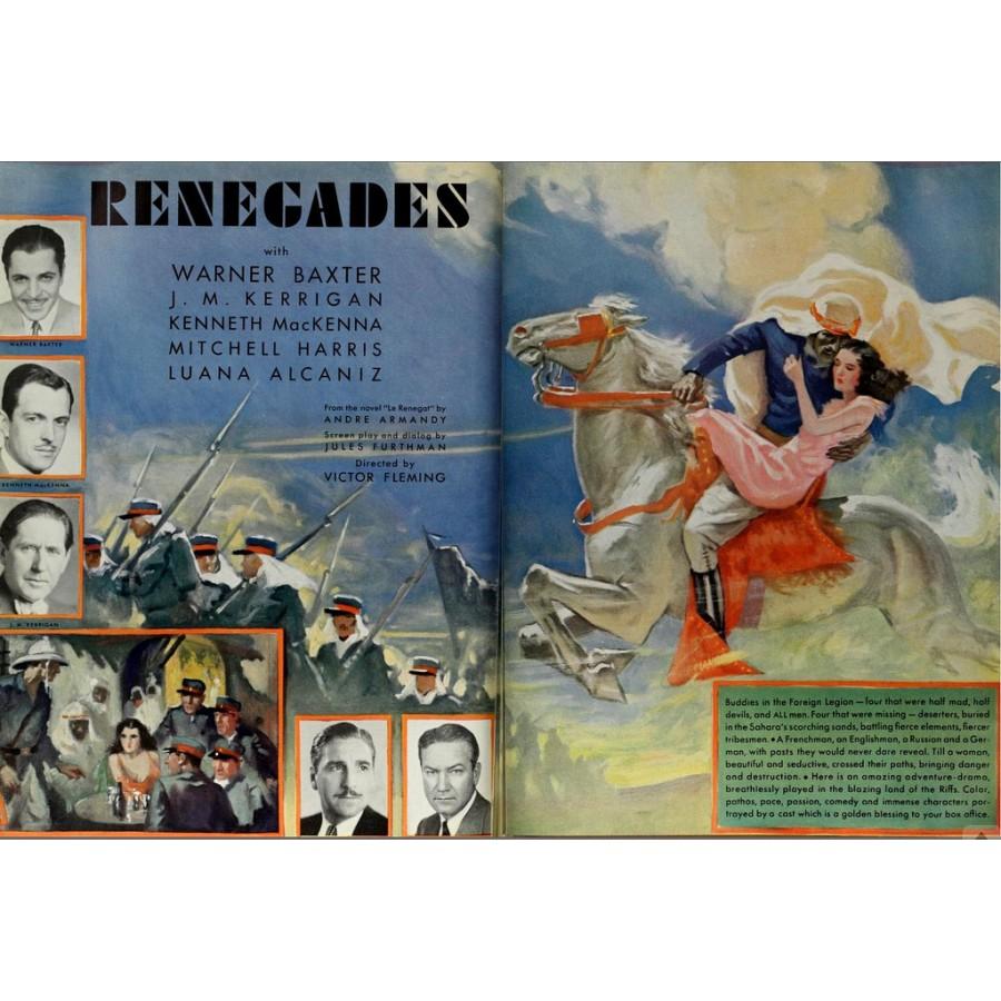 Renegades 1930 Foreign Legion