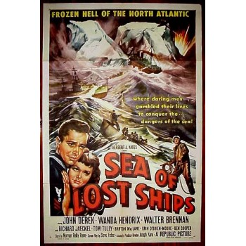 SEA OF LOST SHIPS  1953