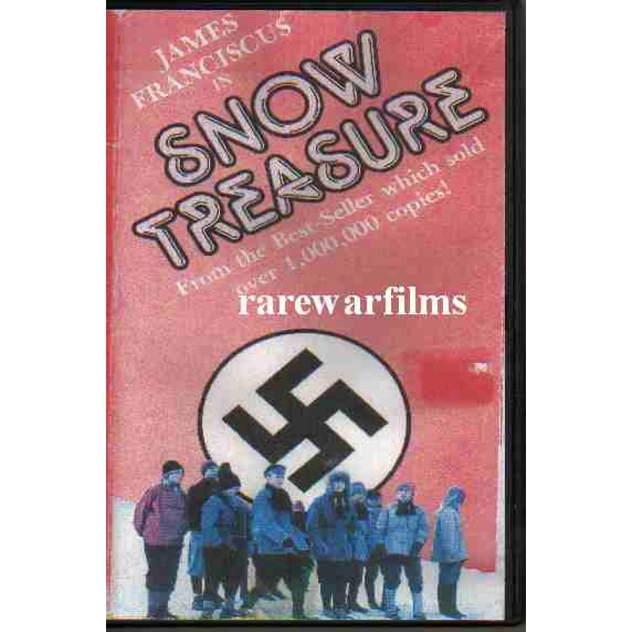 Snow Treasure   1968 WWII