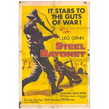 The Steel Bayonet  1957