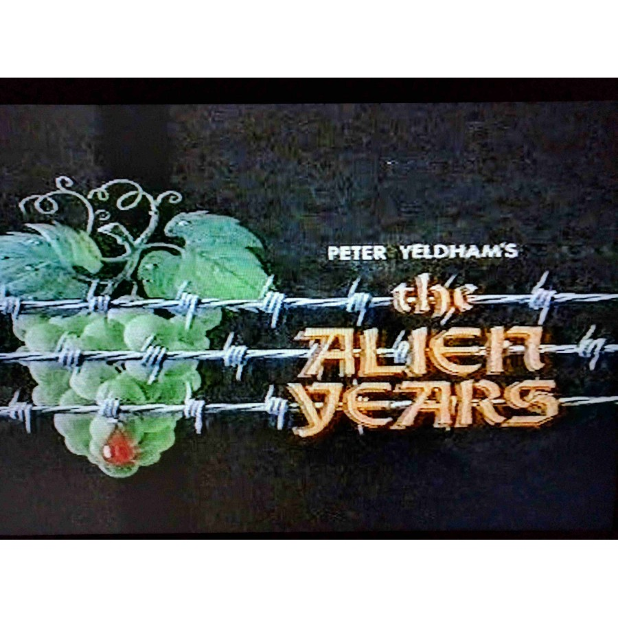 The Alien Years 1988 WWI Series